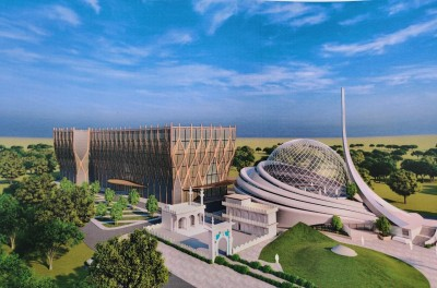 Ayodhya mosque will be futuristic in design