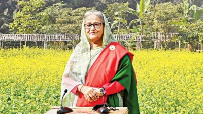 BAF to get high-performance fighters, other advanced equipment: Hasina