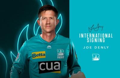 BBL 10: Joe Denly signs with Brisbane Heat