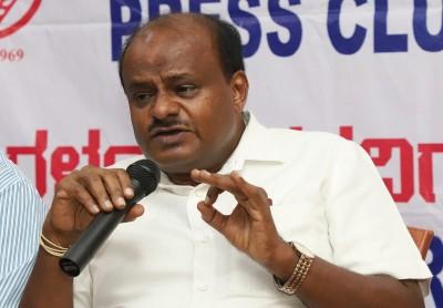 BJP-JD(S) merger in Karnataka denied amid speculation