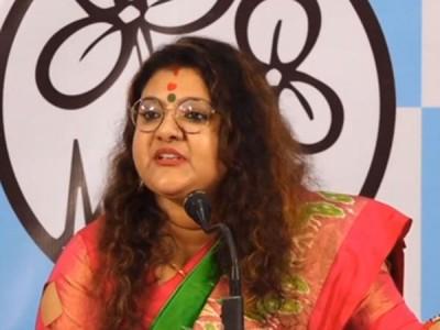 BJP MP Soumitra Khan's wife joins Trinamool Congress