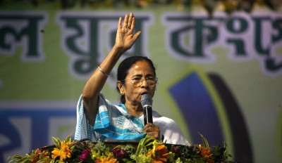 BJP can buy a few MLAs, but not TMC: Mamata