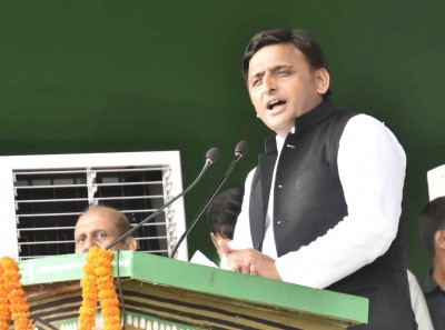 BJP govt should stop exploiting farmers: Akhilesh