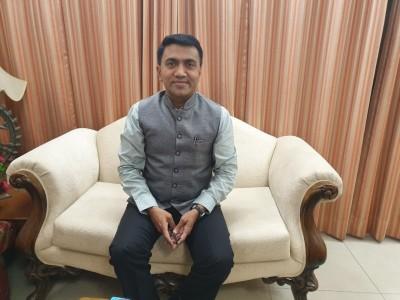 BJP to form next govt in Goa with full majority: CM Sawant (IANS Exclusive)
