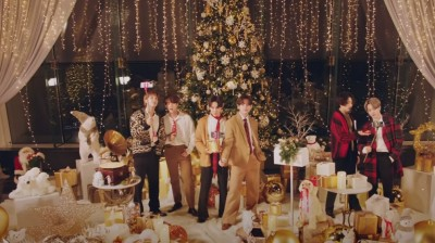 BTS' special gift to fans is all about holiday cheer