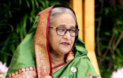 Bangladesh belongs to people of all faiths who shed blood for it: Hasina