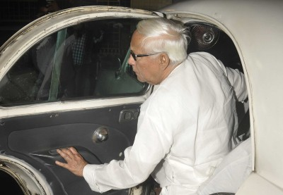 Bengal ex-CM Buddhadeb's condition improves slightly, remains critical