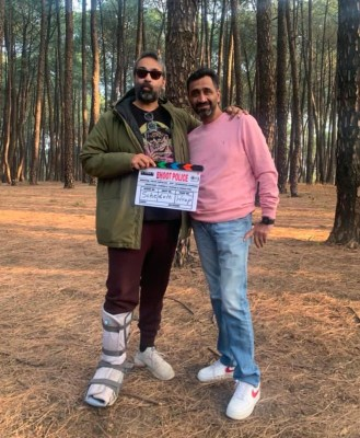 'Bhoot Police' wraps up first shoot schedule in Himachal Pradesh
