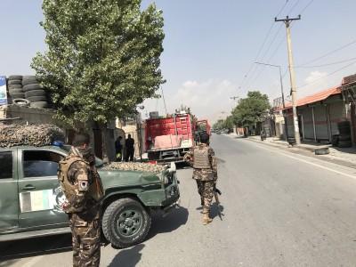 Blast in Kabul kills 5