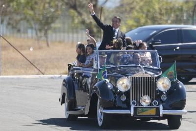 Brazilian President's approval rating at highest level: Survey