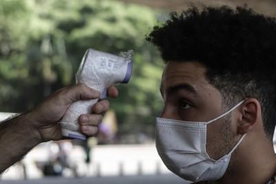 Brazil's Covid-19 death toll nears 182,000