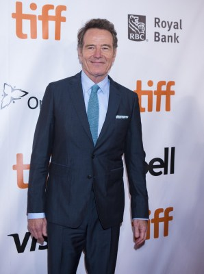Bryan Cranston: As actors, our roots are rather shallow