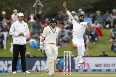 Bumrah's mind, body set for the bigger tests