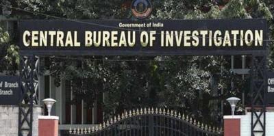 CBI arrests 2 MES officials in graft case