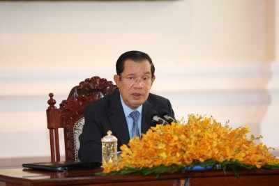 Cambodian PM says no state of emergency to be declared