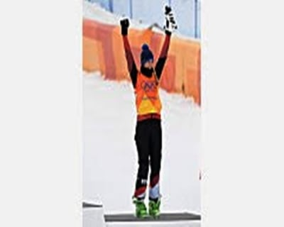 Canada's Reece Howden wins Ski Cross World Cup in France