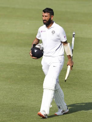 Can't predict yet how pink ball will behave on this wicket: Pujara