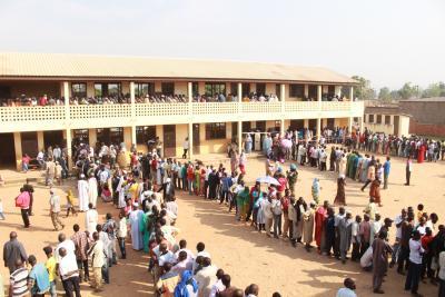 Central African Republic polls witness sporadic disturbances