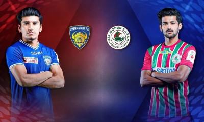Chennaiyin, Mohun Bagan play out entertaining 0-0 draw