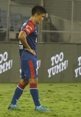 Chhetri's goal helps Bengaluru beat Chennaiyin 1-0