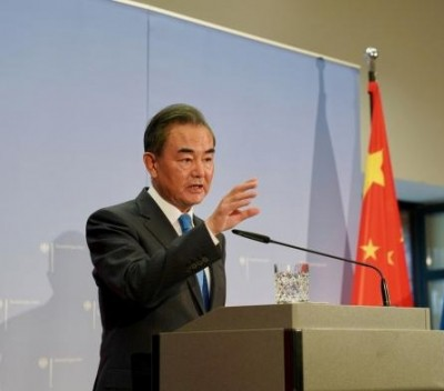 China, US will work together to resume dialogue: Wang Yi