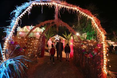 Christians in Pakistan celebrate Christmas
