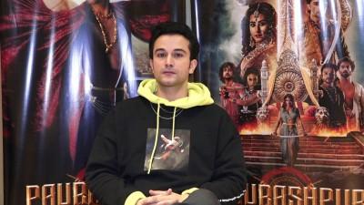 Comparing 'Paurashpur' with 'Kamasutra' and 'Utsav' a complement: Sahil Salthia