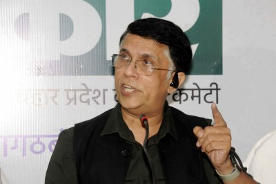 Cong demands CBI probe in distribution of microbial spray