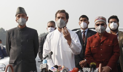 Cong puts up united face after Saturday meet of Sonia Gandhi