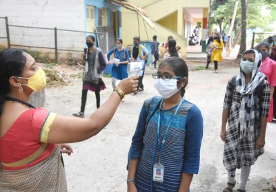Covid-19: 5,076 recoveries in K'taka; new cases dip to 1,238
