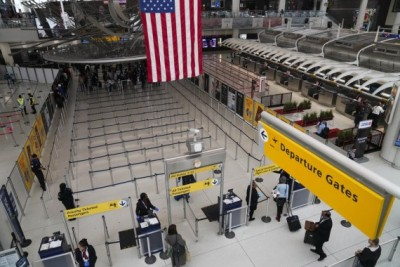 Covid-19-infected American child stopped from boarding flight