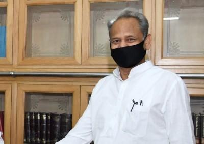 Danger looming over Raj govt again as Cong smug over Maha situation?