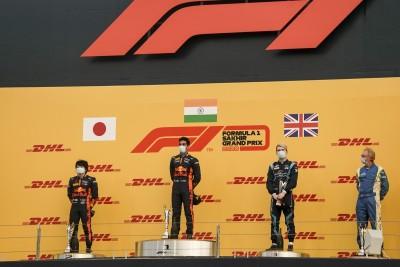 Daruvala records his first F2 race win