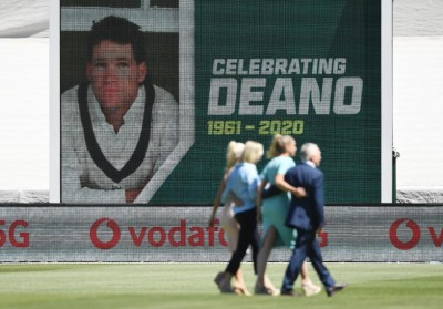 Dean Jones given mid-Test farewell at MCG