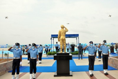 Defence Minister to review parade at Air Force Academy