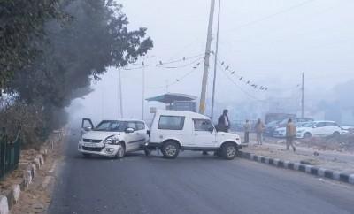 Delhi Police nabs 3 Kashmiris, 2 Punjab terrorists after gunfight (Ld)