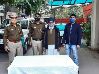Delhi granthi murder case solved, accused nabbed from UP