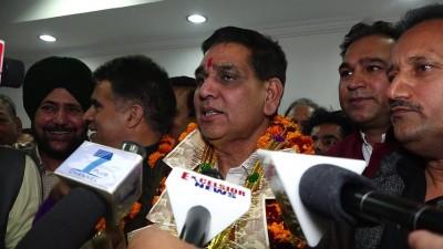 Democracy restored in J&K due to PM Modi, Shah: Jammu Mayor