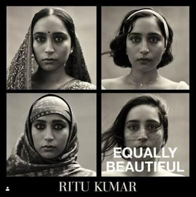 Designer Ritu Kumar launches 'Equally Beautiful' campaign