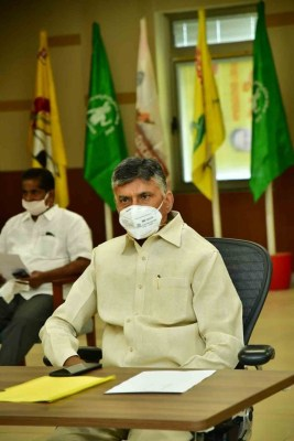 Eluru mystery illness: Uncertainties must end, says Chandrababu Naidu