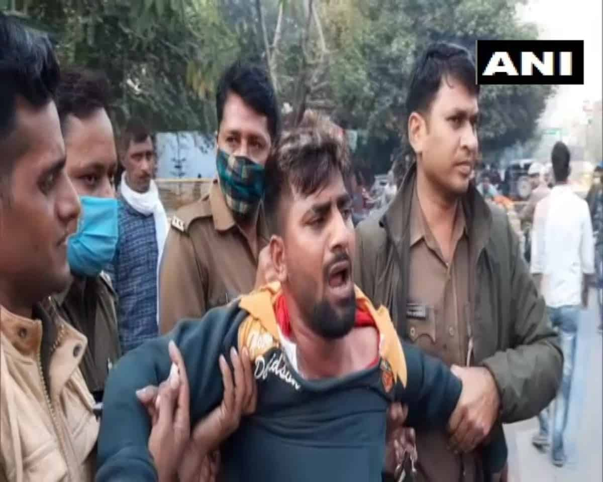 Aligarh man beaten up in court for planning interfaith marriage