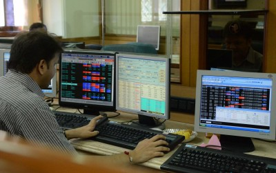 Equity indices open in green, Nifty above 13,000