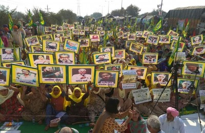 Exposing the truth of farmers' unions behind the agitation (IANS Investigation, Part I)