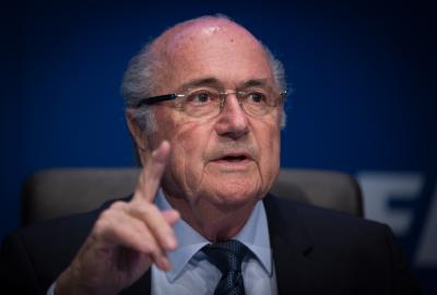 FIFA files criminal complaint against Blatter over museum