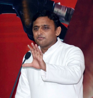 FIR lodged against Akhilesh Yadav, 28 others