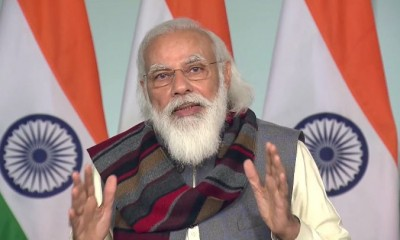Farm reforms have started yielding benefits, says PM even as protests continue