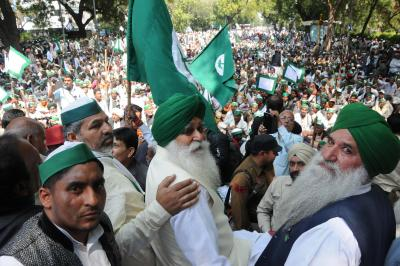 Farmers' association moves SC, says new laws will make farmers vulnerable to corporate greed