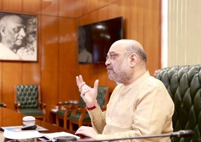 Farmers' unions to meet Amit Shah in evening
