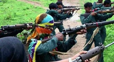Five suspected Maoist guerrillas held in Jharkhand