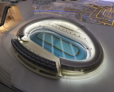 Four Beijing 2022 venues complete in Yanqing competition zone